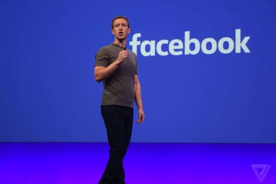 Mark Zuckerberg. Foto: The Verge